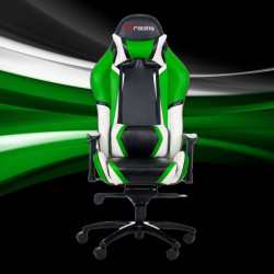 STracing Gaming Chair Superior Series - White Green